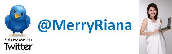 Merry Riana Twitter